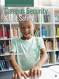 Campus Security & Life Safety Magazine - July August 2019