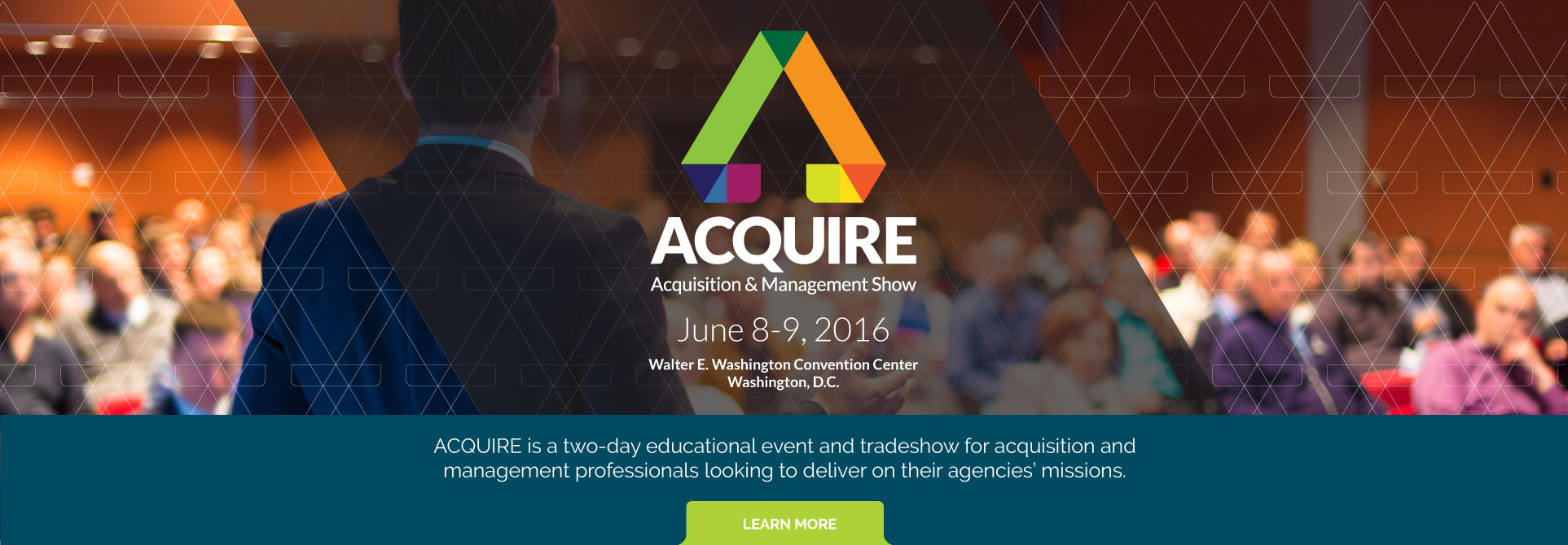 Acquire - Acquisition and Management Show