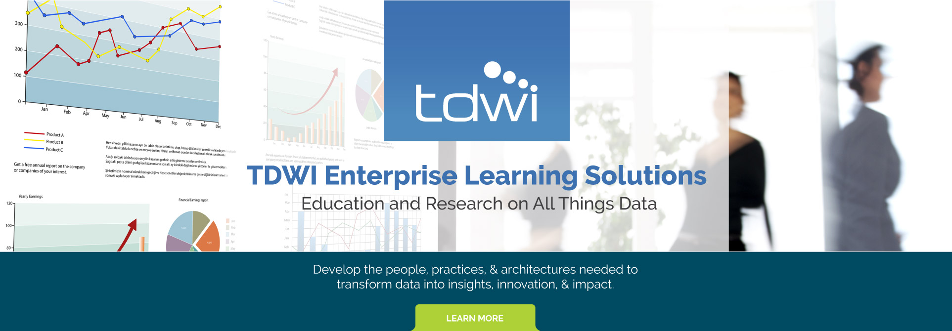 TDWI Enterprise Learning Solutions
